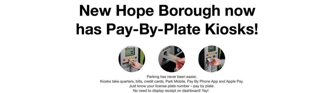 Or skip the kiosk and pay on your smartphone using Park Mobile or Pay By Phone parking apps!