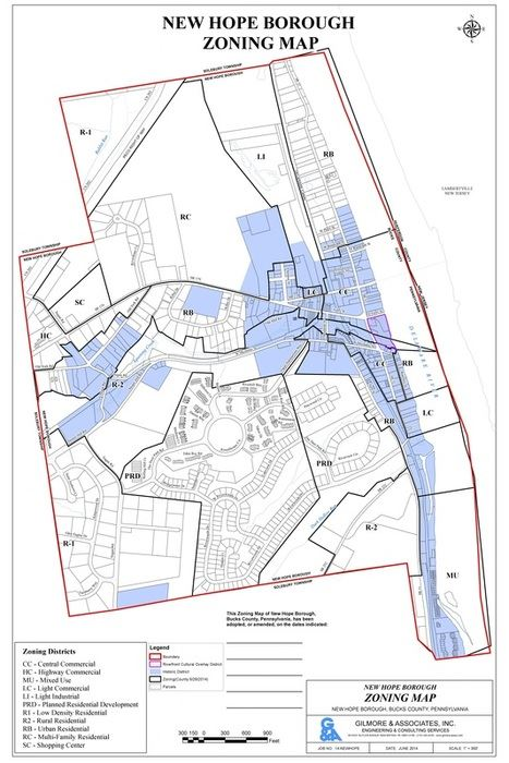 Code of Ordinances and Zoning Map Link